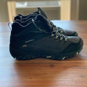 MERRELL Moab Vibram Arctic Grip hiking shoes